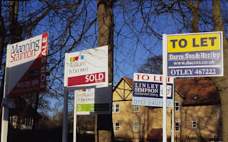 Buying cheaper than renting in a third of British cities