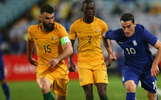 Australia v Greece: Jedinak impressed by Socceroos' next generation