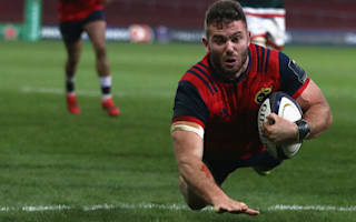 Munster slay Dragons to stay top, Ospreys keep pace
