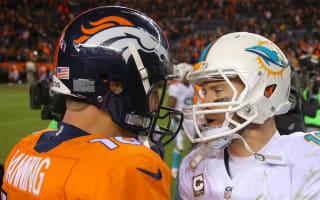 Manning tutored Dolphins quarterback Tannehill