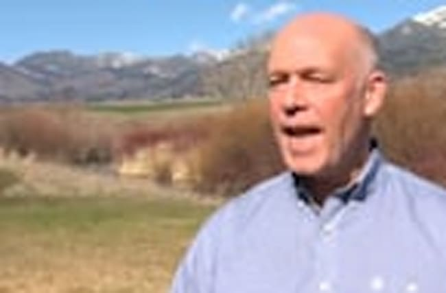 Vote in Montana no slam dunk for GOP after assault charge