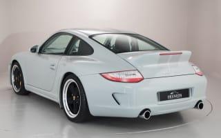 Special 80-mile Porsche goes on sale