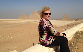 Holiday horror as mosquito bites in Egypt makes woman's breast rot