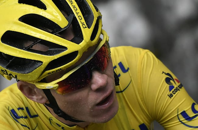 Froome set for Tour glory as Izaguirre wins penultimate stage