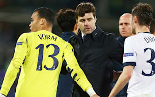Davies: Tottenham joked Pochettino was joining United