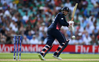 Woakes injured & centurion Root hobbling, but England begin with a win