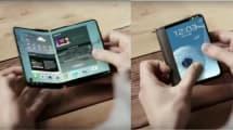 Samsung y LG podrían lanzar sus teléfonos plegables este mismo año