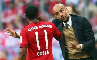 Guardiola is addicted to football - Costa