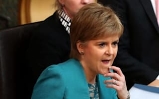 Nicola Sturgeon writes letter requesting second Scottish independence referendum