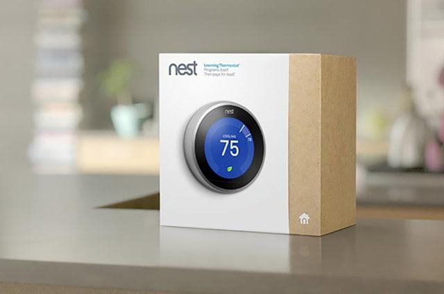 Nest regalará termostatos a los hogares más necesitados