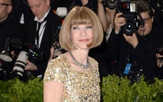 Vogue boss Anna Wintour to be made Dame Commander at investiture
