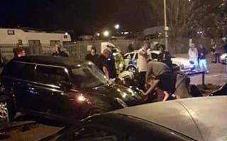 Car ploughs into pedestrians in Kent injuring thirteen