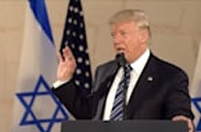Palestinian and Israeli leaders ready for peace: Trump
