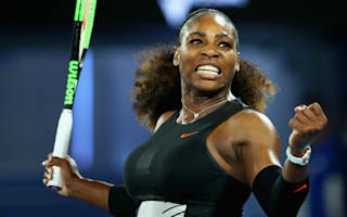 'Are you serious? You should apologise' - Don't tell Serena she didn't play well...