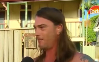 Australian man describes chasing runaway driver while in his pants