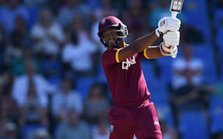 Windies level ODI series with four-wicket win
