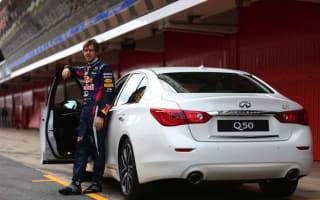 Infiniti: Sebastian Vettel's role is no gimmick