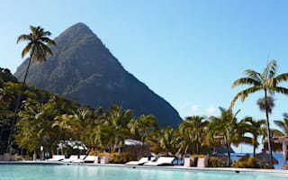 Dream holiday of the week: Viceroy St Lucia