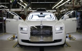 Rolls-Royce issue one-car recall