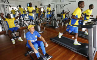 Probe launched into gym contracts