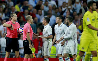 James blasts officials after Villarreal draw