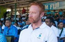 Fiji sevens coach Ryan lands another honour