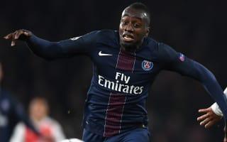 Matuidi unsure about PSG future amid Man United links