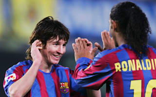 'Magicians need a stage' - Menotti misses young Messi