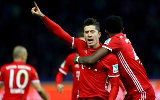 Lewandowski the perfect number nine, says Jancker