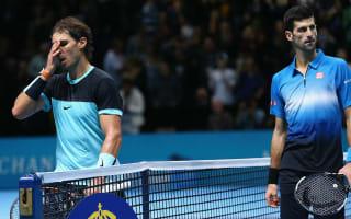 Djokovic almost unbeatable - Nadal