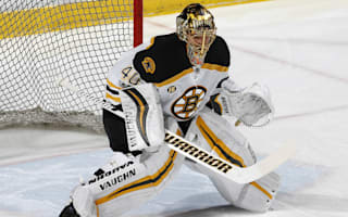 Bruins shut out Canadiens, Sharks end skid