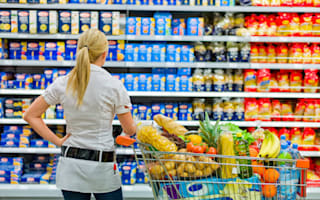 Supermarkets 'reviewing strategies'