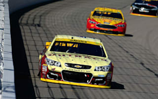 Harvick punches ticket to semi-final round of Chase