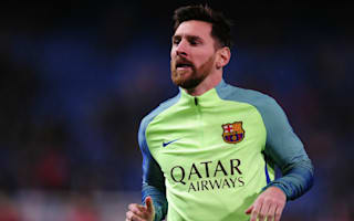 Messi, Alba and Umtiti backed by Luis Enrique over ban threat