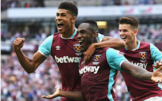 Antonio delighted to take 'second chance'