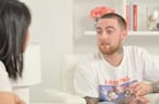 Long Distance Relationship Advice from Mac Miller | Rap Therapy | ELLE