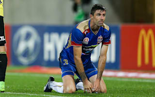 A-League Review: Comedy own goal as Jets are thrashed, premiers Sydney triumphant