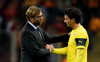 Hummels: I can't go to Klopp's birthday party - it's my wedding anniversary!