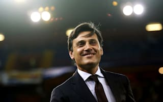 Montella wants San Siro to strike fear into Juventus