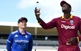 Morgan delighted as Holder laments sloppy Windies