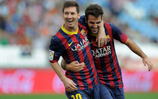 World's best player still humble - Fabregas praises modest Messi