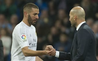Zidane launches stout defence of under-fire Benzema
