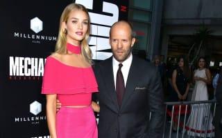 Rosie Huntington-Whiteley and Jason Statham expecting first child