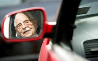 91 year old passes driving test