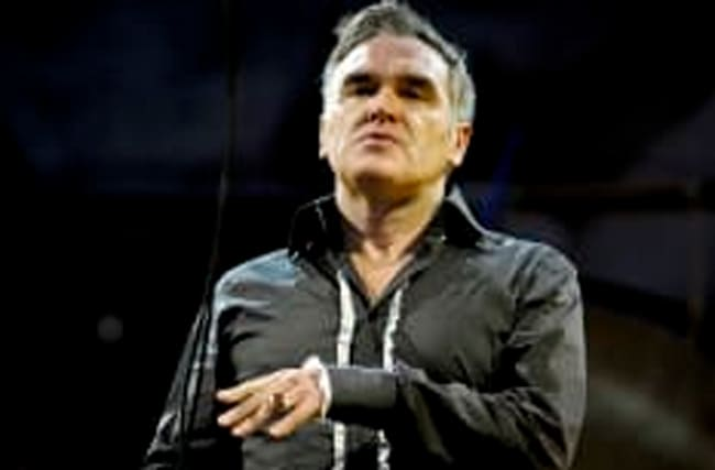 Morrissey's comments on Manchester attack spark backlash