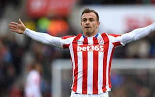 Hughes hopeful Shaqiri injury problems are behind him