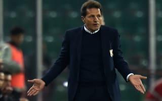 Palermo coach Novellino confirms his sacking