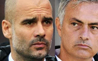 Mourinho: City favourites for top four, not United