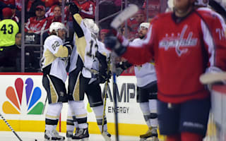 Penguins, Lightning draw level in NHL play-offs