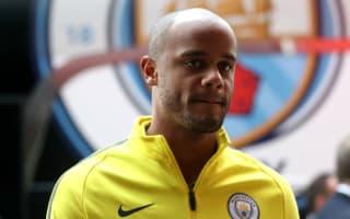Kompany starts in Chelsea v City as Delph, Zouma return